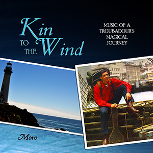 Kin to the Wind cover art, designed by Mary Barnett
